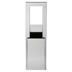 GP Pro™ Recessed Trash Receptacle - Stainless Steel