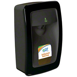 Designer Series No Touch M-Fit Dispenser - Black/Black