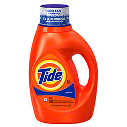 P&G Tide® Laundry Liquid LQ 2X Original Scent - 50 oz.