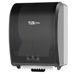 "PRO-LINK® Elite™ Hands-Free 8"" Towel Dispenser - Black"