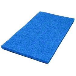 "PRO-LINK® Blue Scrub Pad - 14"" x 20"""