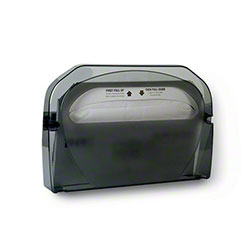 Tork® Silhouette® Toilet Seat Cover Dispenser - Smoke