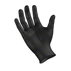 SemperForce® Black Nitrile Examination Glove - Medium