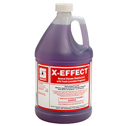Spartan X-Effect™ Neutral Cleaner Disinfectant - Gal.