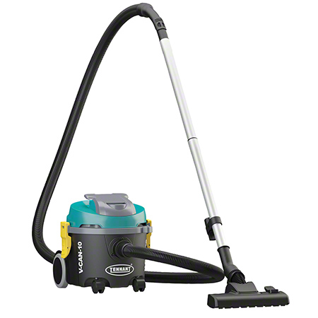 Tennant V-CAN-10 Compact Dry Canister Vacuum - 2.6 Gal.