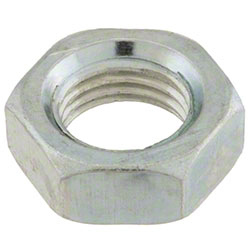 Tennant Nut, Hex, Jam, .38-24