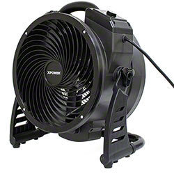 XPOWER® M-25 Axial Air Mover w/Ozone Generator