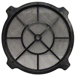 "XPOWER® Mini Air Scrubber 9"" Diameter Nylon Mesh Filter"