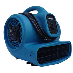 XPOWER® X-400A 1/4 HP Air Mover w/Daisy Chain