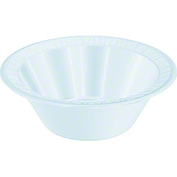 Dart® Quiet Classic® Bowl - 5 to 6 oz., White