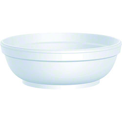 Dart® Foam Bowl - 6 oz.