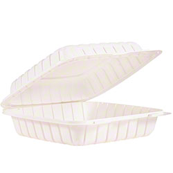 """Dart® ProPlanet™ Hinged Lid Container - 9"""", 1 Cmpt."""
