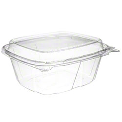 Dart® ClearPac® SafeSeal Container - 12 oz, w/Dome