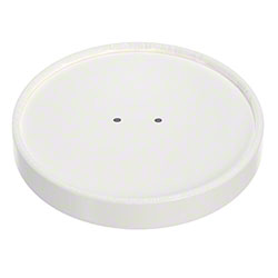 Dart® Spiral-Wound Vented Paper Lid For Food Container