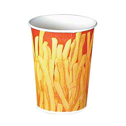 Solo® Great Fries® Grease-Resistant Paper French Fry Cup - 12 oz.