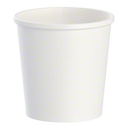 Solo® Flexstyle® White Paper Food Container - 16 oz.