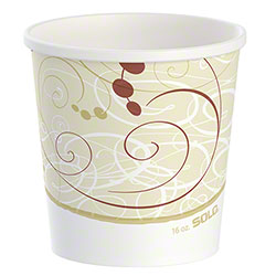 Solo® Flexstyle® Symphony® Paper Food Container-16 oz.