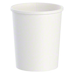 Solo® Flexstyle® White Paper Food Container - 32 oz.