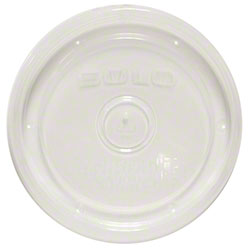 Dart® Recessed High Heat Vented PP Lid - Fits 8 oz./12 oz.