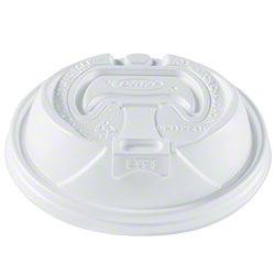 Dart® Optima® Lid For ThermoGuard™ 12-24 oz. Hot Cups