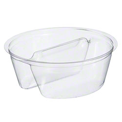 Dart® PET Two Compartment Cup Insert