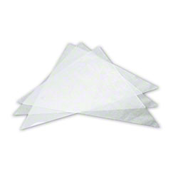 """McNairn Genuine Vegetable Parchment Triangles - 18"""" x 18"""""""