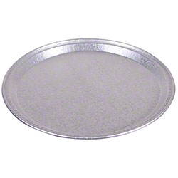 "Pactiv Caterware Flat Tray - 12"" Embossed"