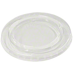 Pactiv Clear Portion Cup Lid - M