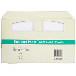 Safety Zone Standard Paper Toilet Seat Cover