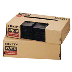 Tyco Big City® Linear Low Density Can Liner