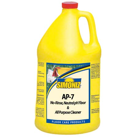 Simoniz® AP-7 Floor Cleaner - Gal.