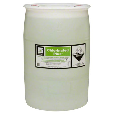 Spartan Chlorinated Plus™ Degreaser - 55 Gal.
