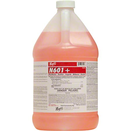 Nyco N601+ Disinfectant Sanitizer - Gal.