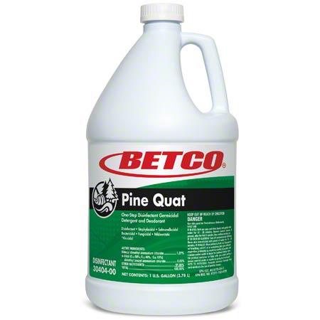 Betco® Pine Quat Disinfectant Germicidal Detergent - Gal.