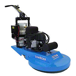 Aztec The Low Rider High Speed Propane Burnisher - 27""