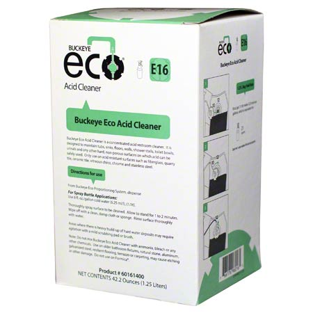 ECO E16 ACID CLEANER GSC 1.25L 4/