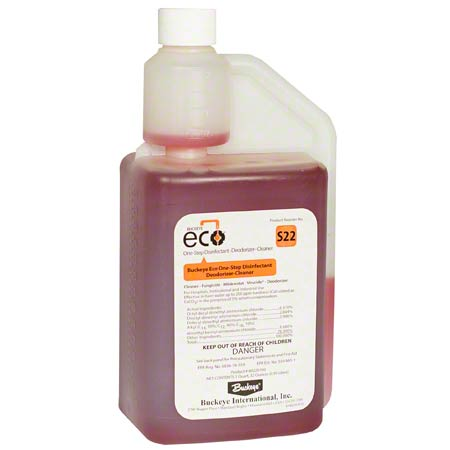ECO S22 1-STEP DISINFECTANT 