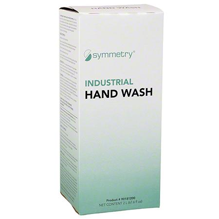 SYMMETRY HD INDUSTRIAL HAND CLEANER4X2ML