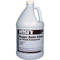 Misty® Super Auto Clean Car Wash Compound - Gal.