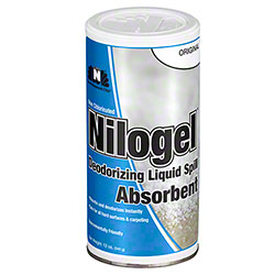 Nilodor® Nilogel™ Dedorizing Liquid Spill Absorbent