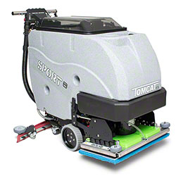 "Tomcat® Sport Scrubber Dryer - 20"" Disk, Traction w/Edge"
