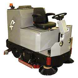 """Tomcat® XR Rider Scrubber - 40"""" Cylindrical"""