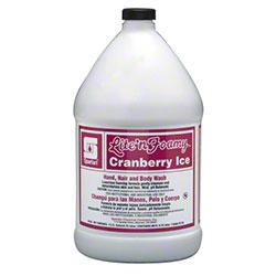 Spartan Lite'n Foamy Cranberry Ice Hand, Hair & Body Wash - Gal.