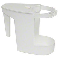 Impact® Super Toilet Bowl Caddie - White