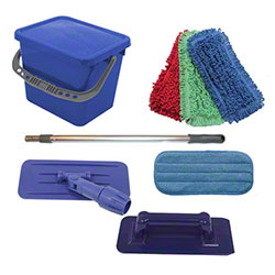 Microfiber & More Complete Pad Cleaning System