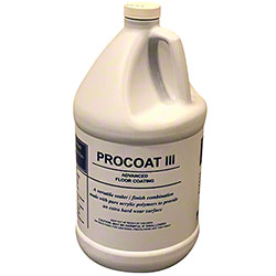 Benman ProCoat III Floor Finish - Gal.