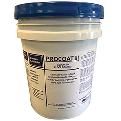 Benman ProCoat III Floor Finish - 5 Gal.