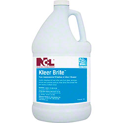 NCL® Kleer-Brite Window & Glass Cleaner - Gal.