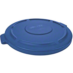 Rubbermaid® BRUTE® 32 Gal. Container Lid - Blue