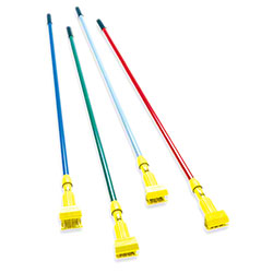 "Rubbermaid® Clamp Style Mop Handle - 54"", Fiberglass"